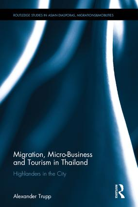 New book out – Migration, Micro-Business and Tourism in Thailand